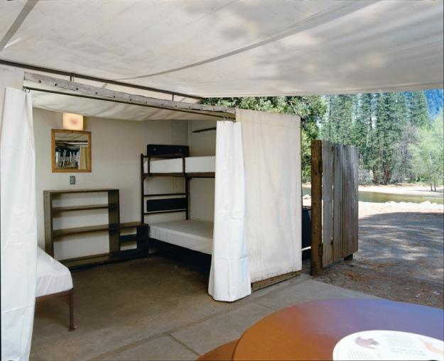housekeeping camp yosemite national park