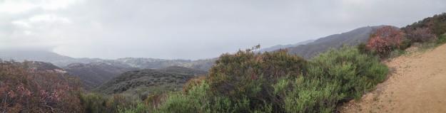 los liones trail pacific palisades california