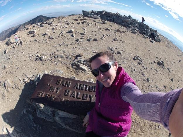 mt. baldy summit