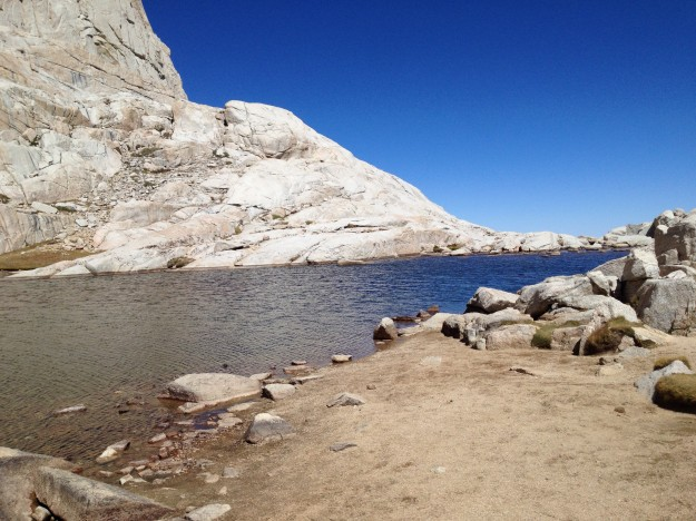 mt whitney trail camp