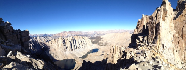 trail crest mt. whitney